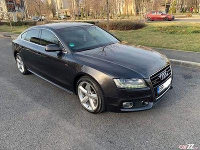 second-hand Audi A5 3.0 quatro extra full 240cp full led