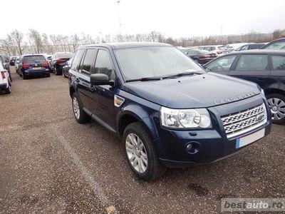 brugt Land Rover Freelander