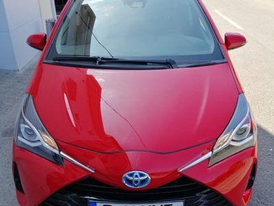 second-hand Toyota Yaris MK4 Hibrid