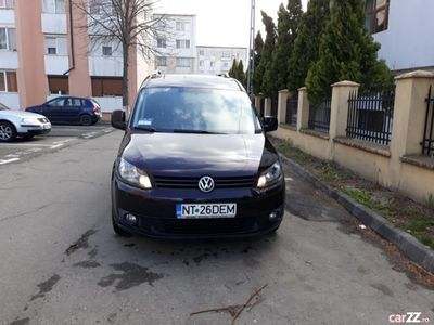 second-hand VW Caddy max