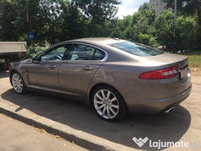 second-hand Jaguar XF preț Cash