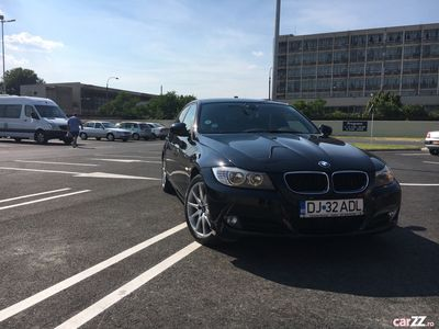 second-hand BMW 318 facelift