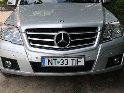second-hand Mercedes GLK250 Model ClasaCuloare Argintiu