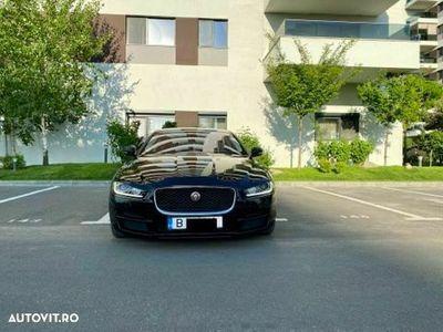 second-hand Jaguar XE E-Performance
