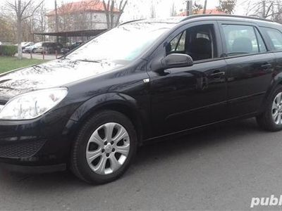 second-hand Opel Astra facelift 1.4 benzina 90 cp, 112600 km reali
