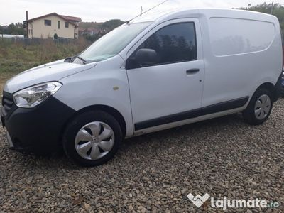 second-hand Dacia Dokker fab. 2013 motor 1,5 diesel, 90 CP euro 5