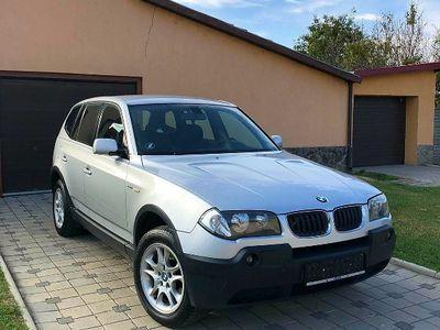 second-hand BMW X3 din 2005 4x4 2.0d 150cp