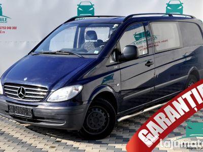 second-hand Mercedes Vito 2.2 cdi aer conditionat,pilot automat