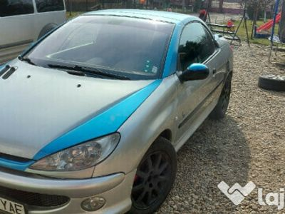 second-hand Peugeot 206 CC