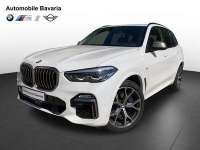 second-hand BMW X5 M50D