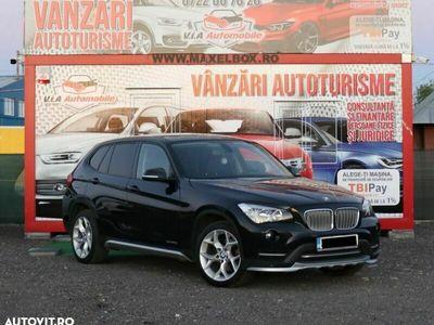 second-hand BMW X1 xDrive20d