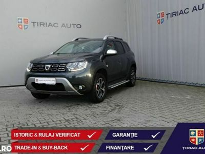second-hand Dacia Duster TCe