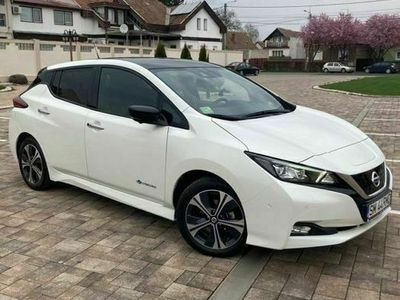 second-hand Nissan Leaf 2019 0.1 Electric 150CP Automată, 37.800 km, Hatchback