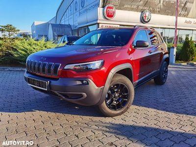 second-hand Jeep Cherokee 2.0