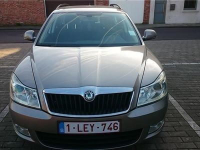 second-hand Skoda Octavia II facelift 2012, 108900km.