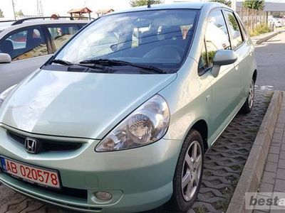 second-hand Honda Jazz