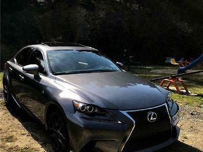 second-hand Lexus IS-F