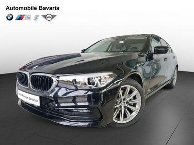 second-hand BMW 520 D XDRIVE