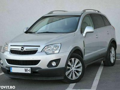 second-hand Opel Antara 2.2