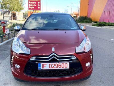 second-hand Citroën DS3 So Chic Led Piele Navi 1.6d RAR EFECTUAT!