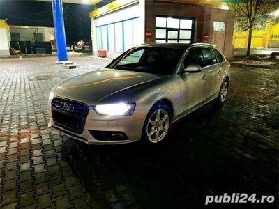 second-hand Audi A4 Avant quatrro 2.0 TDI 177 cp 2014