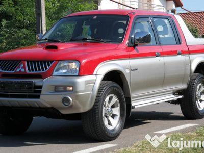 used Mitsubishi L200 4x4, 2.5 Diesel, an 2005