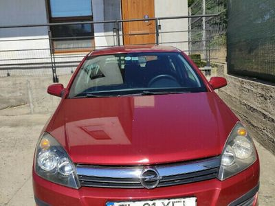 second-hand Opel Astra 2006 benzina