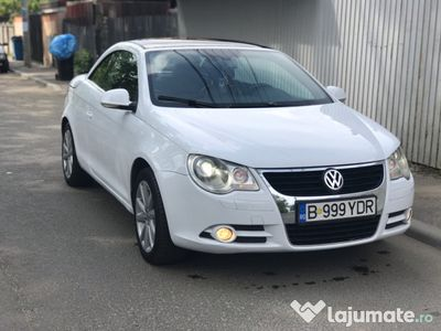 second-hand VW Eos