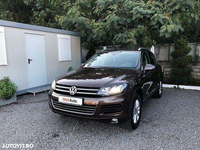 brugt VW Touareg