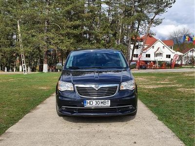 second-hand Chrysler Grand Voyager