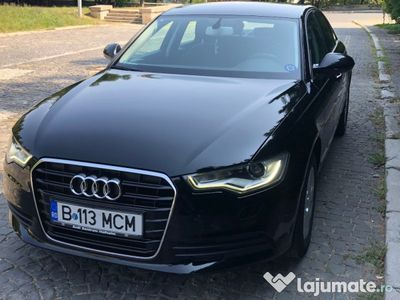 second-hand Audi A6 c7 berlina / 2012 / 2.0 tdi 177cp / impecabila