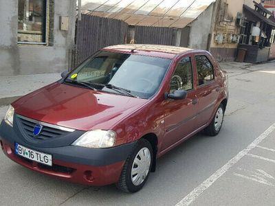 second-hand Dacia Logan motor 1.6 8v propietar fiscal pe loc