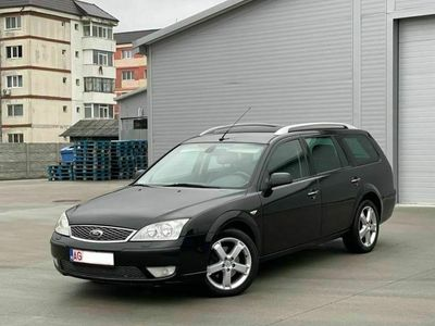 second-hand Ford Mondeo 2.0TDCi