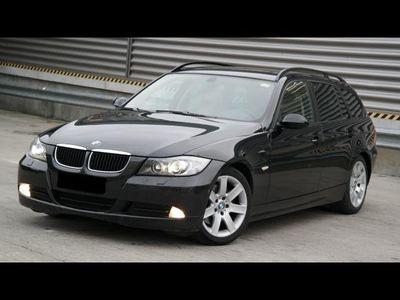 second-hand BMW 320 E91 i - an 2008, 2.0i (Benzina)