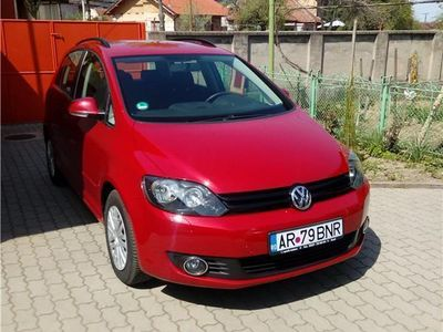 second-hand VW Golf VI plus, an 2009, euro 5, 80 CP, 118000 km, stare foarte buna.