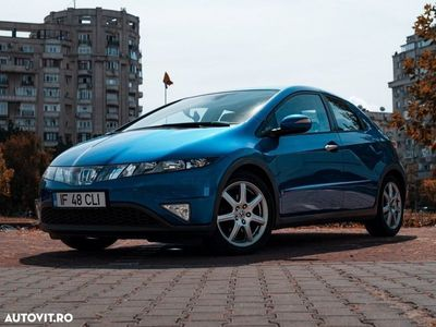 used Honda Civic VIII