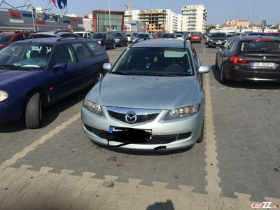 second-hand Mazda 6 Facelift - inmatriculata