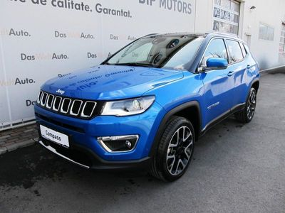 second-hand Jeep Compass 1,4 MultiAir AWD Limited 9AT Aut.