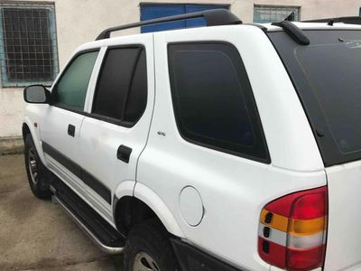 second-hand Opel Frontera