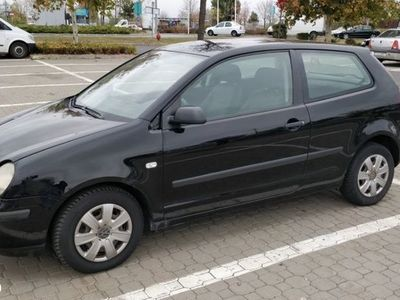 second-hand VW Polo 1.4 TDI