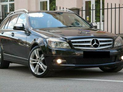 second-hand Mercedes C200 / C220 Avantgarde - an 2008, 2.2 Cdi (Diesel