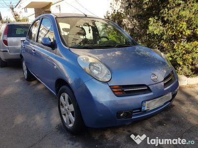 second-hand Nissan Micra 1,4 Benz 2005 Euro 4
