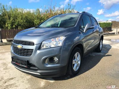 second-hand Chevrolet Trax 1.7 CDTi 2013