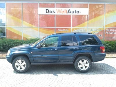 second-hand Jeep Grand Cherokee Limited 2,7 CRD