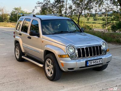 second-hand Jeep Cherokee 2.8 CRD 163 CP 2006 Facelift Impecabil