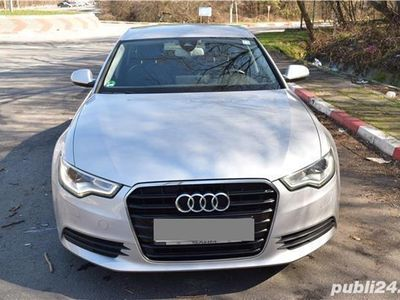 second-hand Audi A6 ultra-S tronic