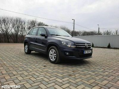 second-hand VW Tiguan 1.4