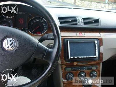 brugt VW Passat high line