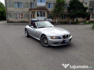 second-hand BMW Z3 1,9 benzină clima acte valabile