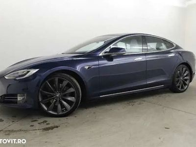 second-hand Tesla Model S 100D